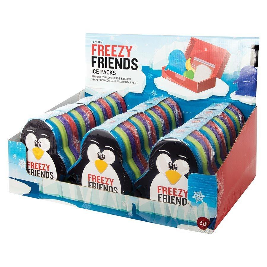 Freezy Friends Ice Packs - Penguin image