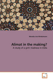Alimat in the Making? by Mareike Jule Winkelmann