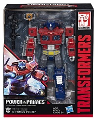 Transformers: Generations - Leader - Evolution Optimus Prime