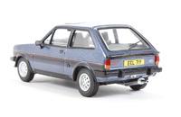 Corgi: 1/43 Fiesta XR2 Capian Blue - Diecast Model