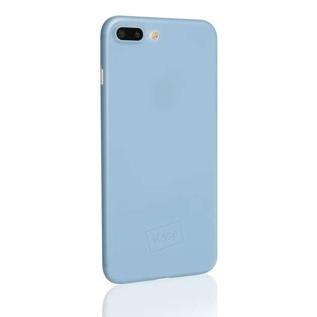 Kase Go Original iPhone 8 Plus Slim Case- Blue Monday