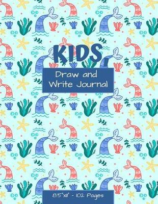 Kids, Draw and Write Journal by Ace Publishing