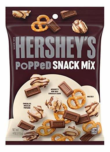 Hershey's Popped Snack Mix 113g