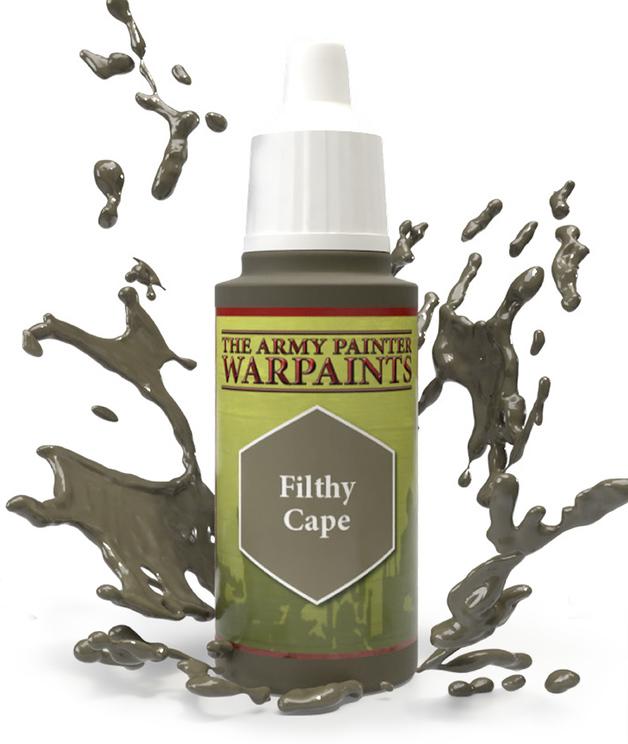Army Painter: Warpaints - Filthy Cape