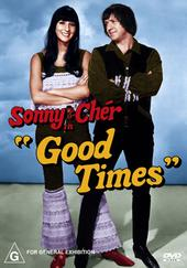 Good Times - Sonny and Cher on DVD