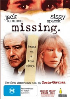 Missing on DVD