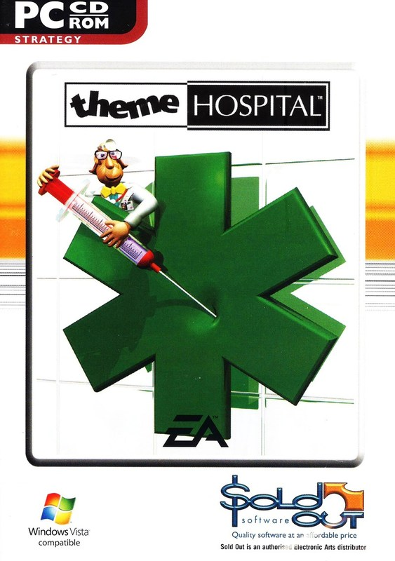Theme Hospital for PC