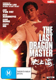 The Last Dragon Master DVD