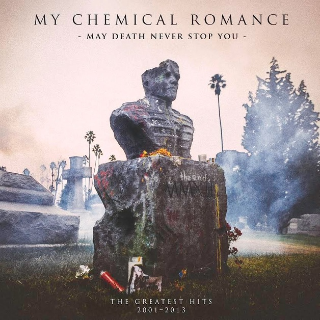 May Death Never Stop You (CD + DVD) by My Chemical Romance