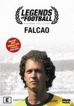 Legends Of Football - Falcao on DVD
