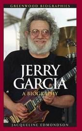 Jerry Garcia by Jacqueline Edmondson