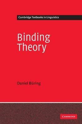 Cambridge Textbooks in Linguistics by Daniel Buring image