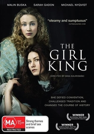 The Girl King on DVD