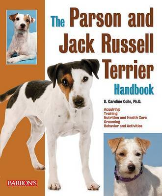 Parson and Jack Russell Terrier Handbook by D. Caroline Coile image