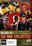 The Best Of The War Collection (4 Disc Set) DVD