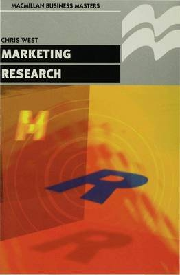 Marketing Research by Christopher West image
