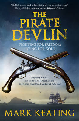 The Pirate Devlin by Mark Keating