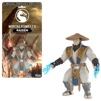 "Mortal Kombat: Raiden - 5"" Action Figure"