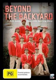 Beyond the Backyard on DVD