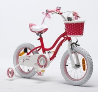 "RoyalBaby: Star Girl G-1 - 12"" Bike (Pink)"