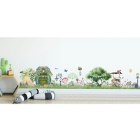 Magical Village Wall Decal - Bugs Life image