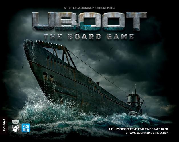 U-Boot - The Board Game