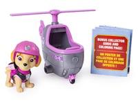 Paw Patrol: Mini Vehicles - (Skye's Mini Helicopter) image