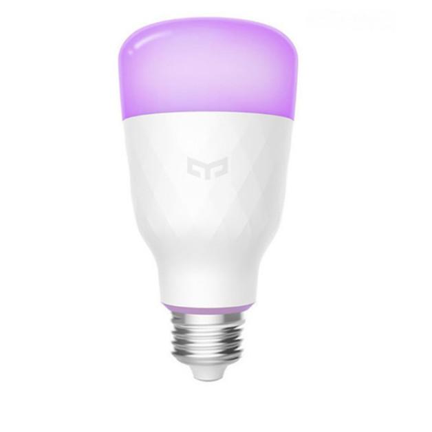 Yeelight: LED WiFi RGB Smart Light Bulb