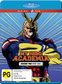My Hero Academia Season 2 Part 1 on DVD, Blu-ray
