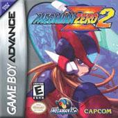 Mega Man Zero 2 for GBA