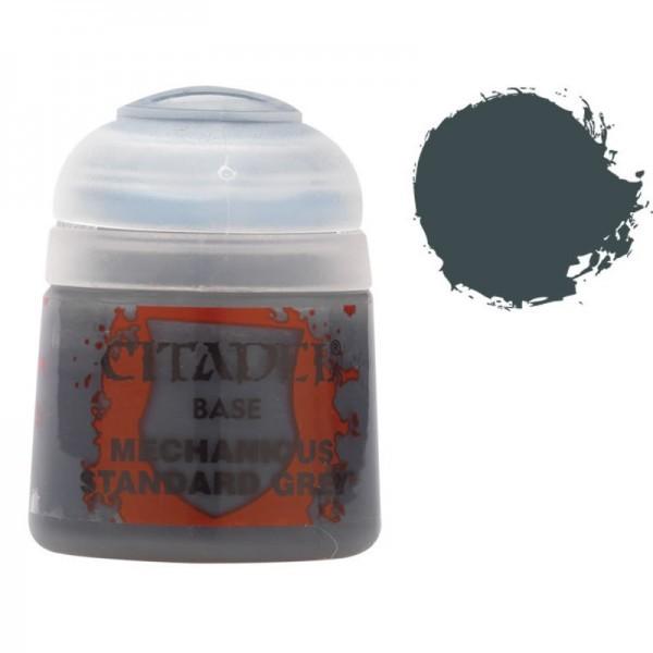Citadel Base Paint: Mechanicus Standard Grey image