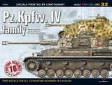 Pz.Kpfw. IV Family: No. 32 by Marek Jaszczolt
