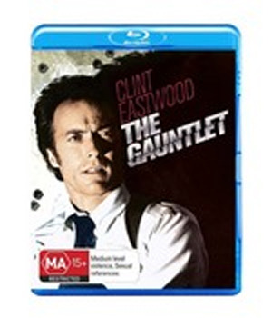The Gauntlet on Blu-ray