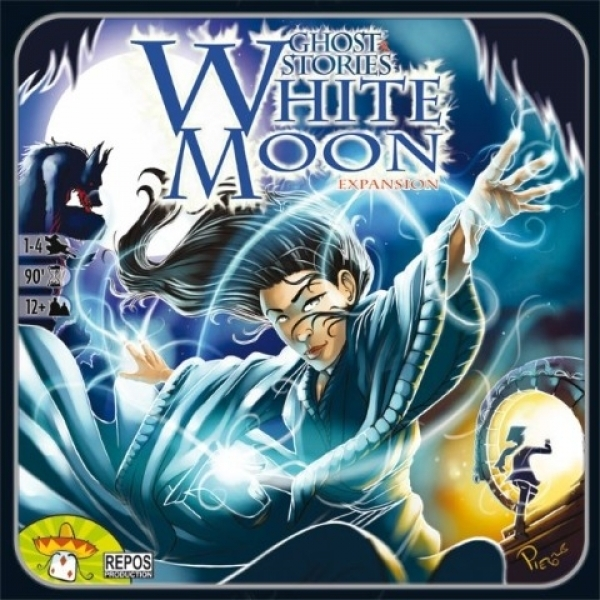 Ghost Stories: White Moon Expansion | Toy | at Mighty Ape Australia