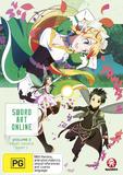 Sword Art Online Vol. 3: Fairy Dance Part 1 on DVD