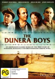 The Dunera Boys on DVD