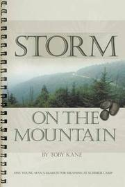 Storm on the Mountain: One Young Man's Search for Meaning at Summer Camp by Toby Kane image