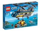 LEGO City: Deep Sea Helicopter (60093)