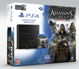 PS4 1TB Assassin's Creed: Syndicate Console Bundle for PS4