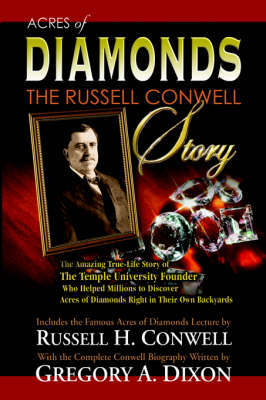 Acres of Diamonds by Gregory, A. Dixon image