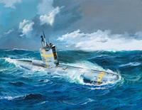 Revell 1:144 German Submarine TYPE XXIII Model Kit