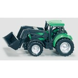 Siku DEUTZ-FAHR Argotron Tractor with Front Loader