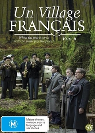 Un Village Francais - Vol.6 on DVD
