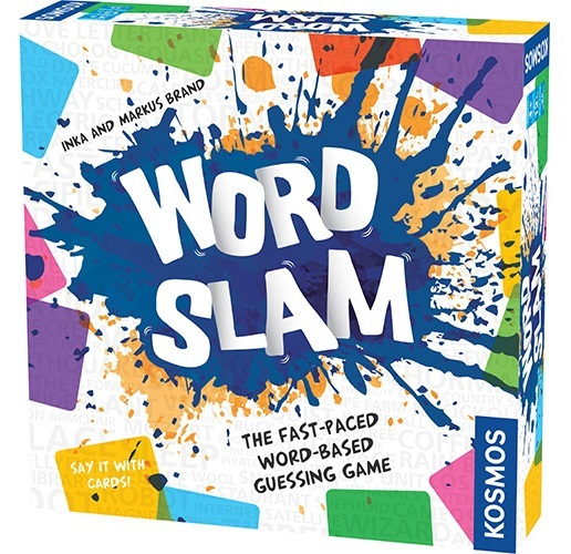 Word Slam - The Fast-Paced Word-Based Guessing Game