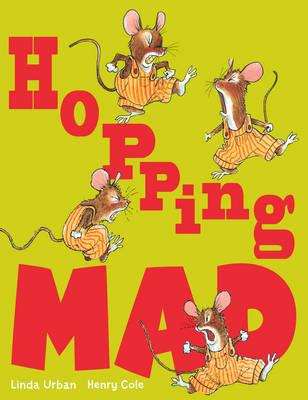 Hopping Mad by Linda Urban image
