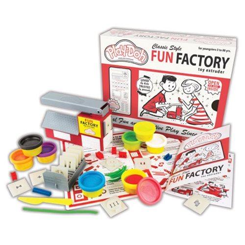 Play-Doh: Fun Factory - Classic Style Fun Factory