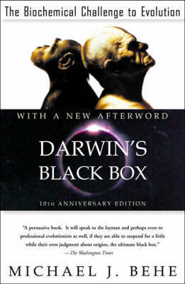Darwin's Black Box by Michael J. Behe image