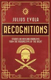 Recognitions by Julius Evola image
