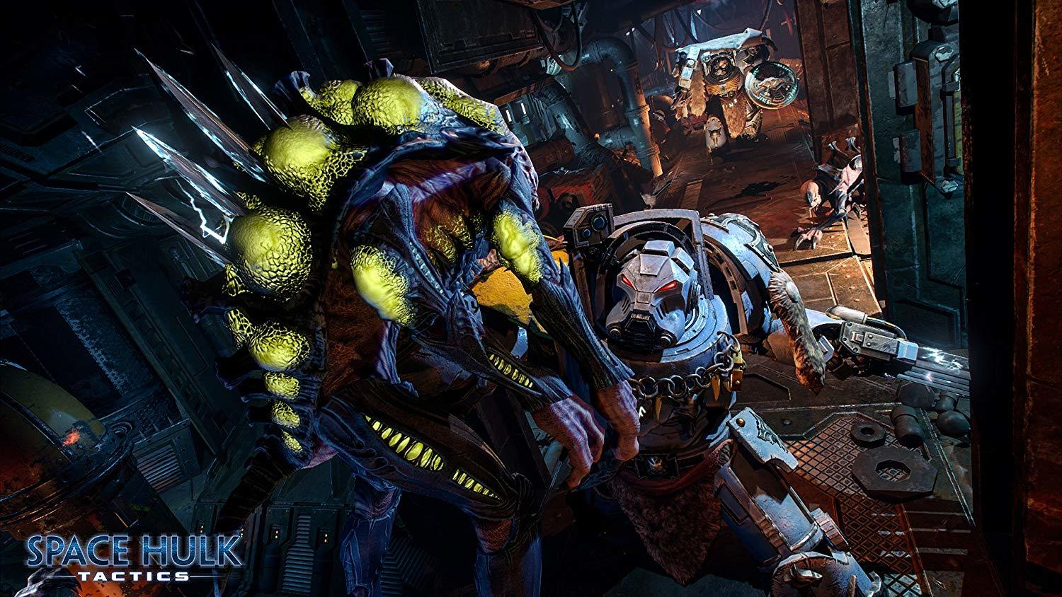 Space Hulk Tactics for PS4 image