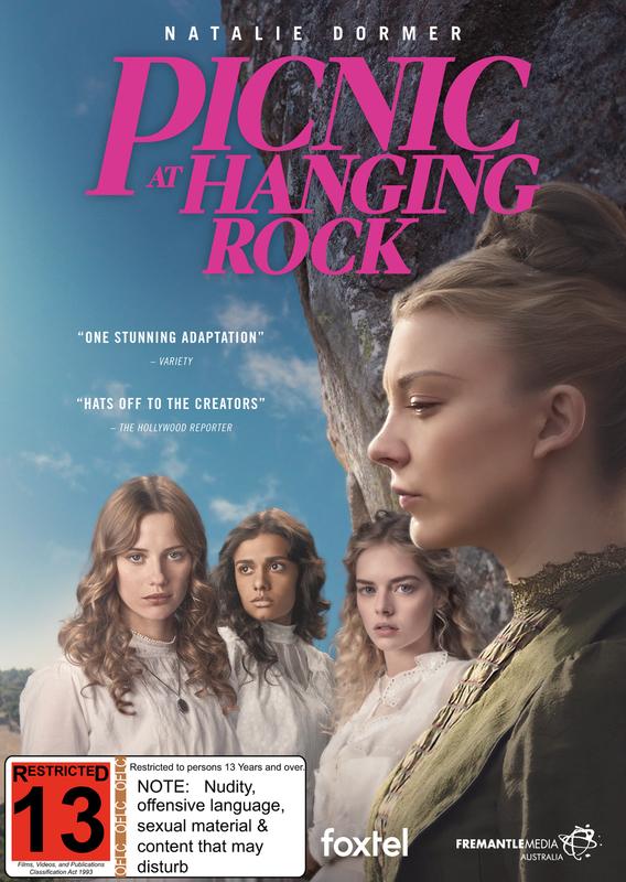 Picnic At Hanging Rock on DVD
